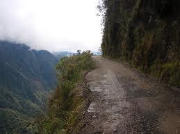 dangerous road of brazil
