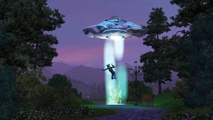 Mystery of Aliens
