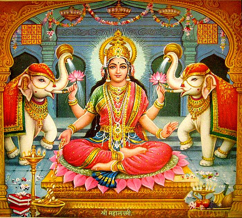 Maa Lakshmi Photo
