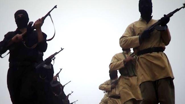 ISIL-militants