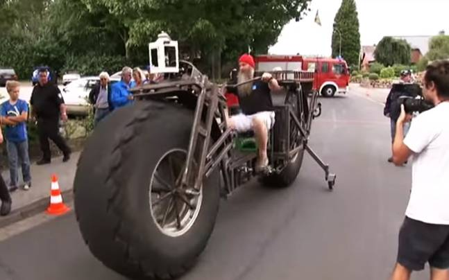 Heaviest Bicycle