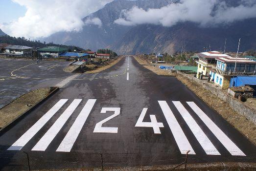 lukla-airport nepal