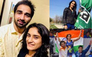 'गोल्डन गर्ल' विनेश फोगाट 13 दिसंबर को करेंगी शादी, ऐसे शुरू हुई थी लव स्टोरी