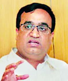 Ajay Makan, Sports minister