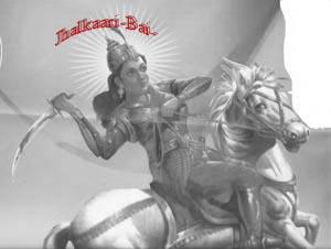 Jhalkaari-Bai- veerangana