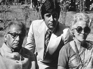 कविता सुनाते हुए पहली पत्नी को यादकर रोने लगे थे हरिवंशराय बच्चन, तेजी बच्चन ने लगा लिया था गले