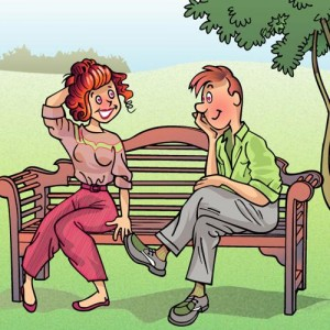 lovers_on_a_bench_112545