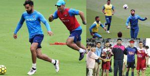 ...तो इसलिए ट्रेनिंग सेशन के दौरान भारतीय क्रिकेटर खेलते हैं फुटबॉल, जानें क्या है कारण