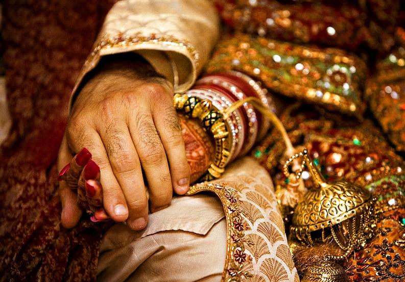 indian husband wife