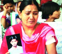 Kids missing from delhi
