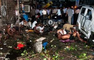 Serial blasts rock Mumbai; 18 dead, over 100 injured