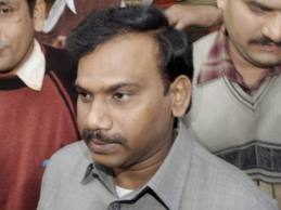granted bail to A Raja