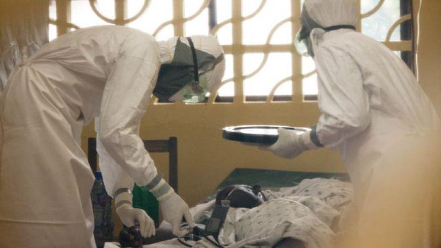 global outbreak Ebola