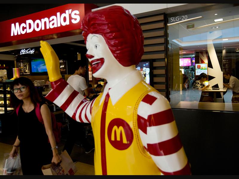 China Fast Food Scandal