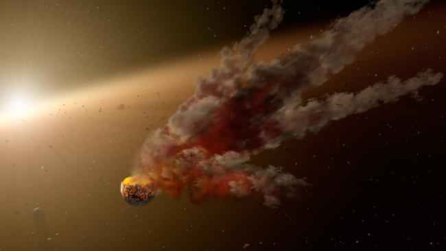 nibru planet