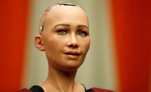 sofia robot1