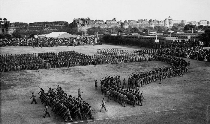 first-republic-day-parade-26-jan-1950