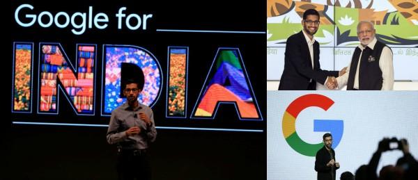 सुंदर पिचाई को गूगल देगा 2525 करोड़ रुपये का बोनस