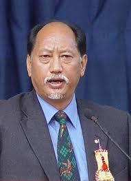 Neiphiu Rio-नागालैंड के मुख्यमंत्री नेफियो रियो