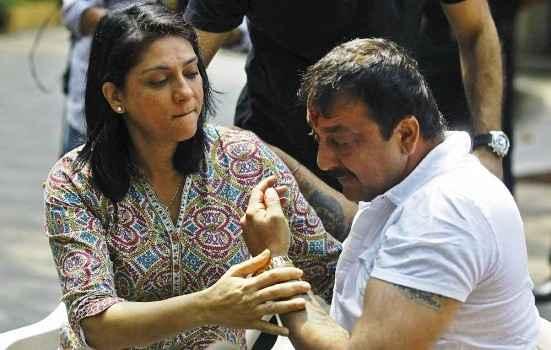 priya and sanjay dutta