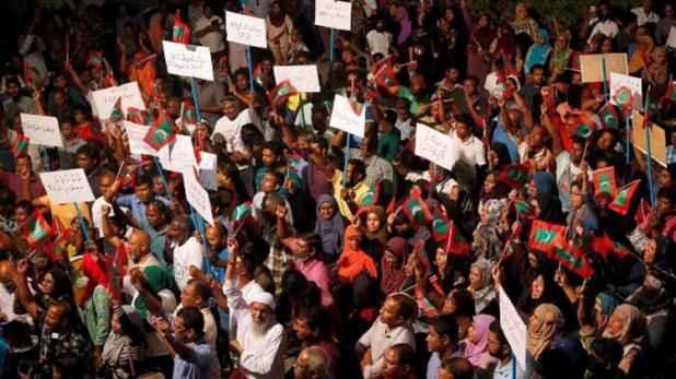 Maldives cricis1