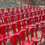 लोकसभा चुनाव 2019 : कांग्रेस विधायक का कटा टिकट तो नाराज होकर दफ्तर से उठवा लीं 300 कुर्सियां