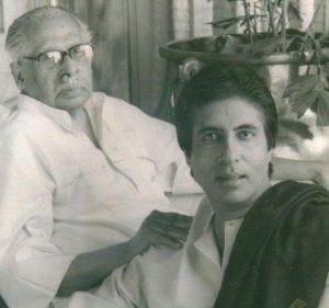 हरिवंश राय बच्चन ने अग्निपथ की कहानी लिख बदल दिया बेटे अमिताभ बच्चन का भविष्य