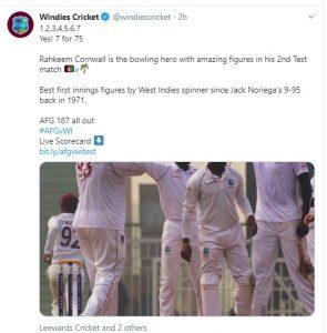 डेढ़ कुंतल वजनी गेंदबाज की 30 गेदों पर नहीं बना कोई रन, करियर के दूसरे मैच में ही रच दिया इतिहास