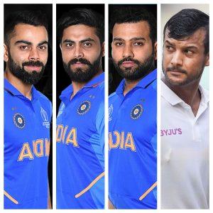 टेस्ट रैंकिंग के 4 स्थानों पर भारतीयों का कब्जा, रविंद्र जड़ेजा दुनिया के दूसरे खतरनाक ऑलराउंडर बने