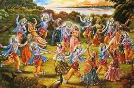 krishna and wives