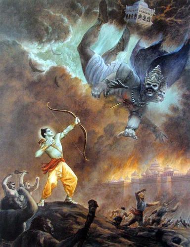 laxman killed ravana