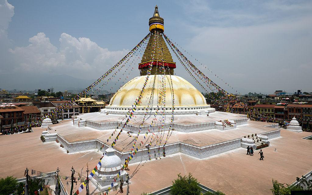 boudhnath stupa nepal