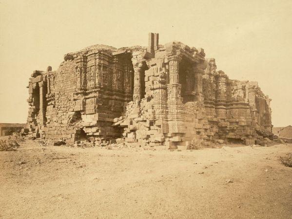 ruins of somnath