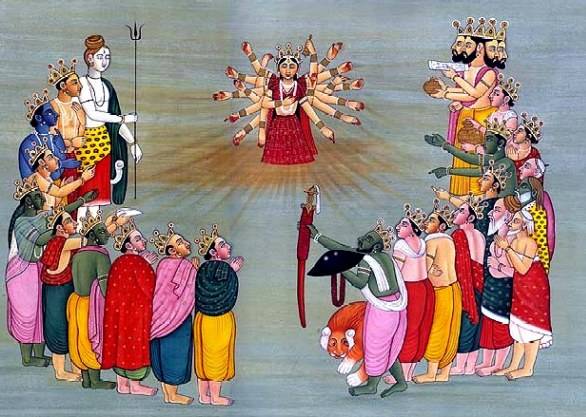 shiv curse bhrama