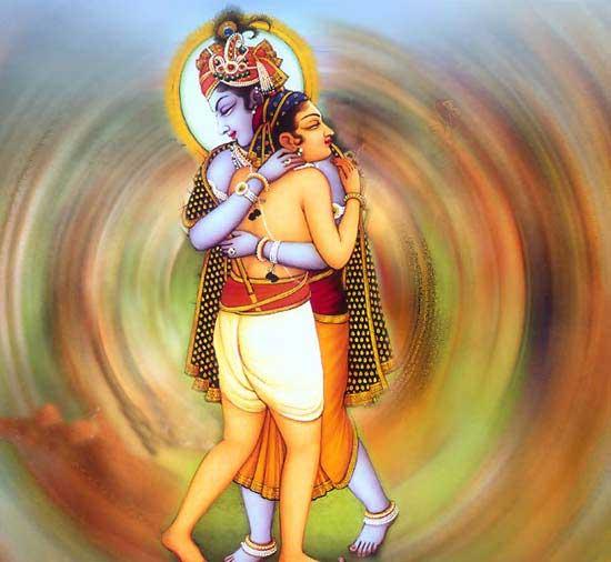 sudama-and-krishna h