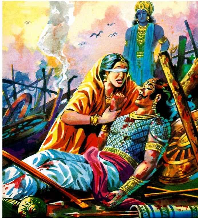 death of duryodhan