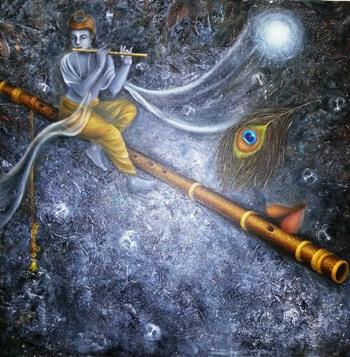 krishna flute 1
