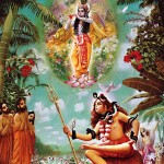 भगवान शिव ने श्रीकृष्ण से मिलने के लिए 12 हजार साल तक की थी तपस्या, मथुरा की इस जगह हुआ दोनों का मिलाप