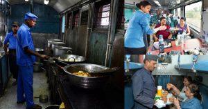 ट्रेन में अब आपको मिले अच्छा खाना, सरकार करेगी ये इंतजाम