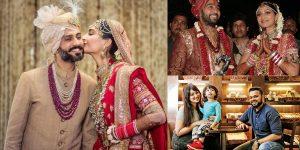 सोनम ही नहीं इन 6 एक्ट्रेस ने भी रचाई है करोड़पति बिजनेसमैन से शादी