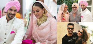 37 साल की नेहा ने 2 साल छोटे एक्टर से की शादी, कभी युवराज सिंह से जुड़ा था नाम