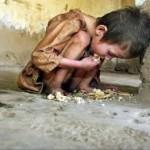 भूख से बिलखता विकासशील भारत