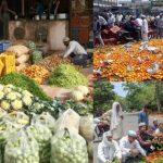 चौथे दिन भी किसानों का आंदोलन जारी, सब्जी-दूध के दाम बढ़े