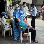 40 हजार से नीचे नहीं आ रही कोरोना संक्रमितों की संख्या, एक्टिव केस में लगातार इजाफा