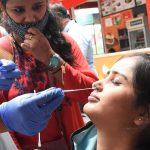 कुछ घंटों में बढ़े डेढ़ हजार नए कोरोना संक्रमित, केरल में सर्वाधिक नए मामले दर्ज