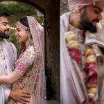 'विरुषका' की शादी को पूरे हुए एक साल, शेयर की शादी की कुछ अनदेखी तस्वीरें और वीडियो