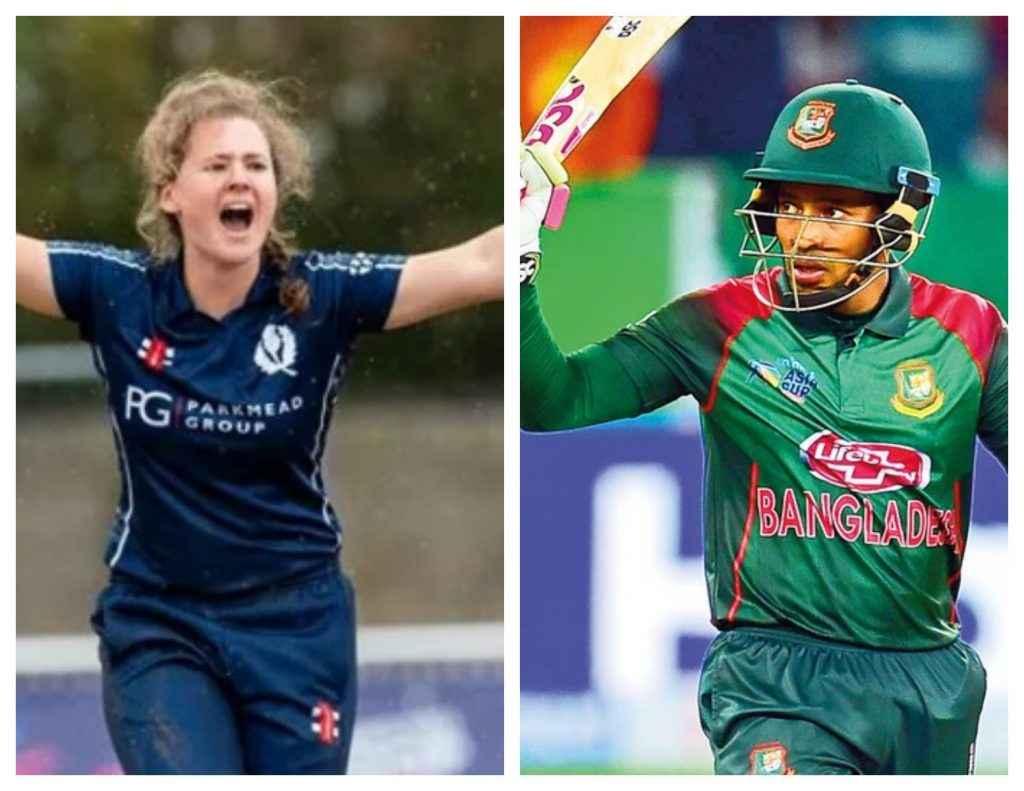 बांग्लादेश के मुशफिकुर रहीम का कारनामा, स्कॉटिश प्लेयर ने जीता आईसीसी मंथ अवॉर्ड