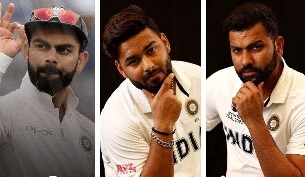 आईसीसी टॉप-10 टेस्ट बल्लेबाजों में 3 भारतीय, WTC फाइनल से पहले कीवी कप्तान को रैंकिंग में झटका