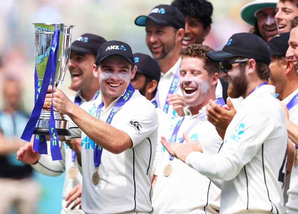 WTC फाइनल से 4 दिन पहले रैंकिंग में न्यूजीलैंड का कमाल, टीम इंडिया को नुकसान और इंग्लैंड चौथे नंबर पर