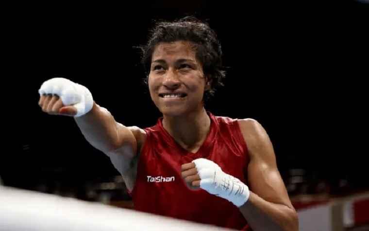 ओलंपिक पदक पक्का करने वाली बॉक्सर लवलिना का लक्ष्य गोल्ड, मेडल टैली में 3 देशों का जलवा